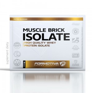 FORMOTIVA MUSCLE BRICK ISOLATE 25G SASZETKA