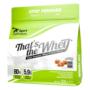 SPORT DEFINITION THAT'S THE WHEY 300G