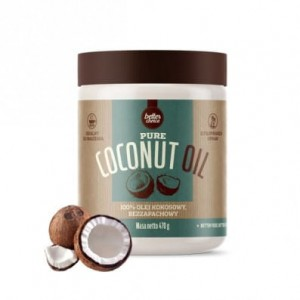TREC ORGANIC COCONUT OIL 470ML