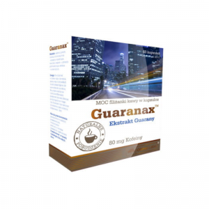 OLIMP GUARANAX 60 KAPS