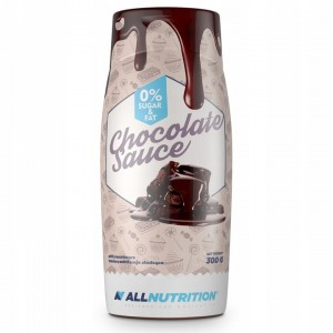 ALLNUTRITION SAUCE 300G CHOCOLATE