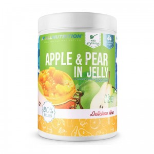 APPLE & PEAR IN JELLY 1000g, jabłko z gruszą w żelu