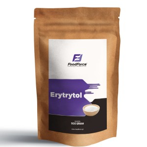 FOOD FORCE ERYTRYTOL 500G