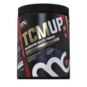 MUSCLE CLINIC TCM UP 330g WIŚNIA