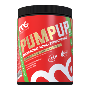 MUSCLE CLINIC PUMP UP 210G GRAPEFRUIT
