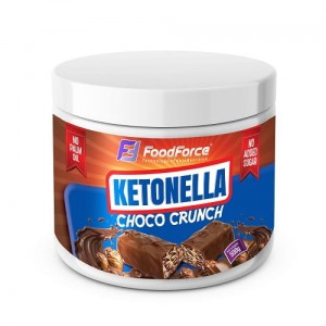 FOOD FORCE KETONELLA CHOCO CRUNCH 500 G promocja