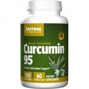 JARROW CURCUMIN 95 500MG 60 CAPS