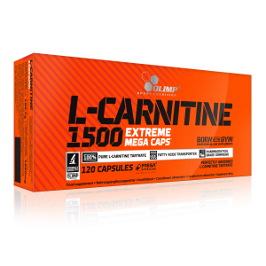OLIMP L-CARNITINE EXTREME 1500 120 CAPS