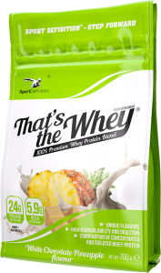 SPORT DEFINITION THAT'S THE WHEY 700G