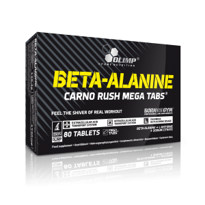 OLIMP BETA ALANINE CARNO RUSH 80 TABS