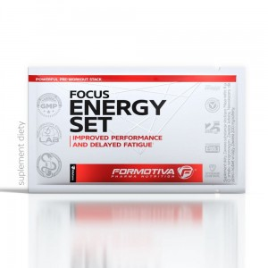 FORMOTIVA FOCUS ENERGY SET 6G SASZETKA