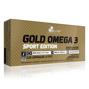 OLIMP GOLD OMEGA 3 SPORT 120 CAPS