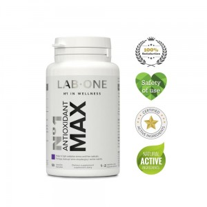 LAB ONE ANTIOXIDANT MAX 50 KAPS