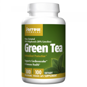 JARROW GREEN TEA 500MG 100 KAPS