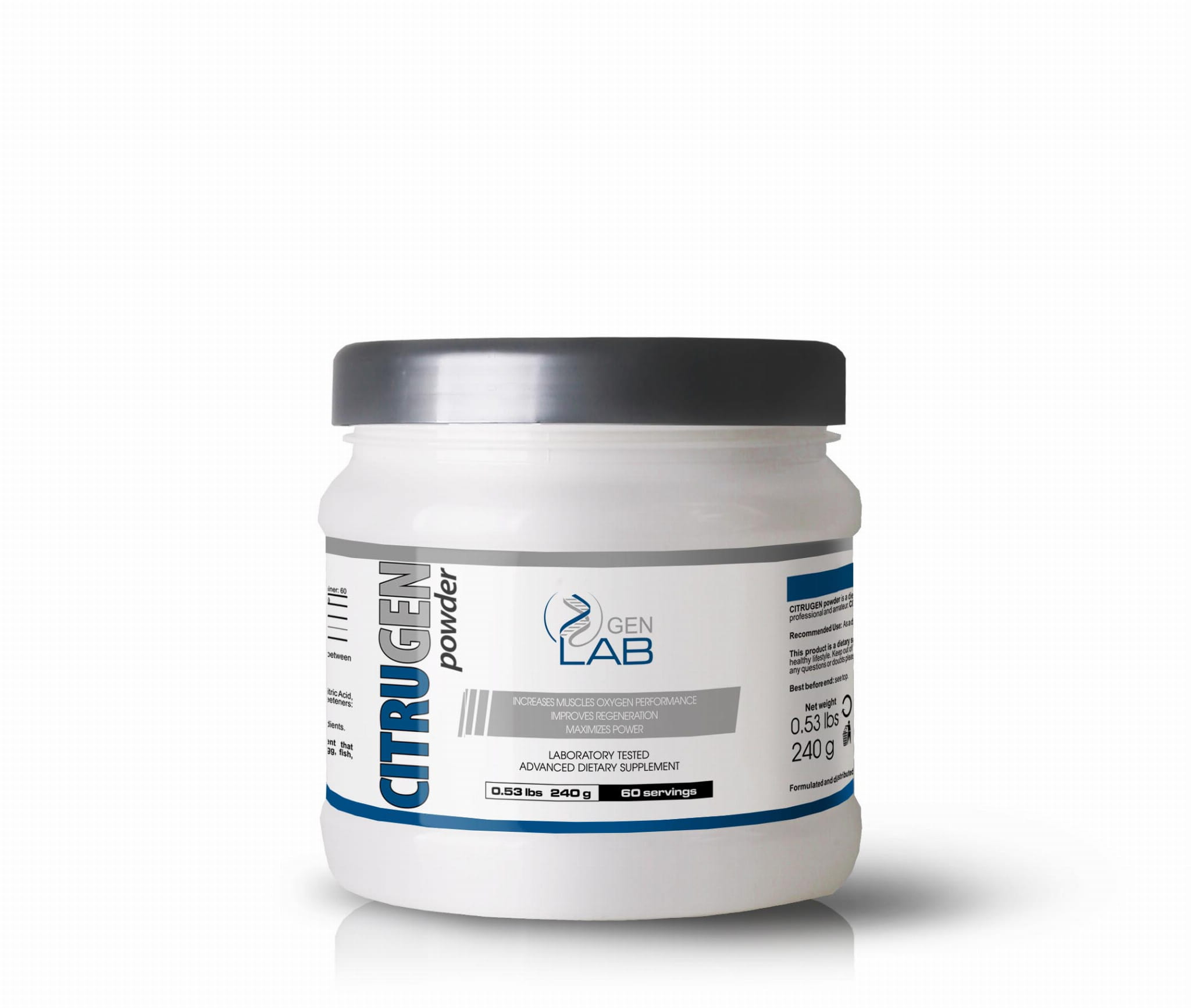 GENLAB CITRUGEN POWDER 240G