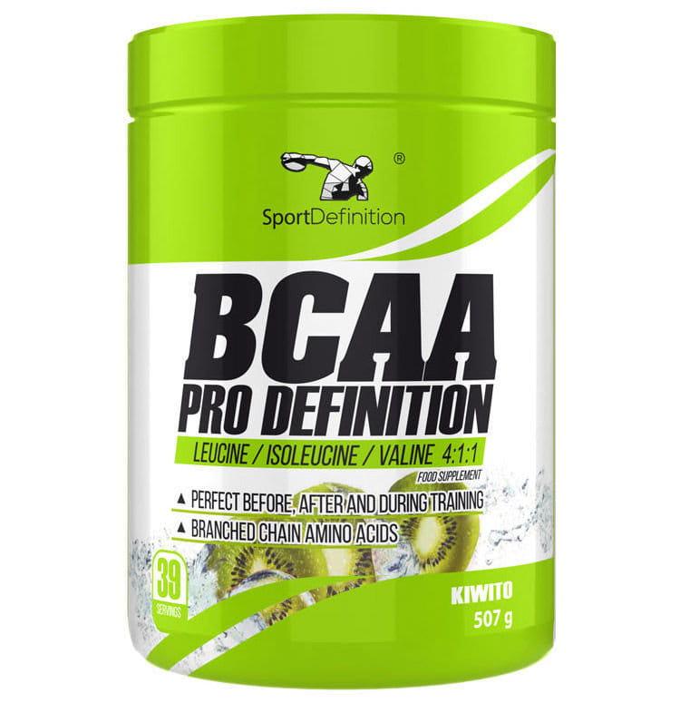 SPORT DEFINITION BCAA PRO 507G