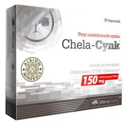 OLIMP CHELA CYNK 30 KAPS